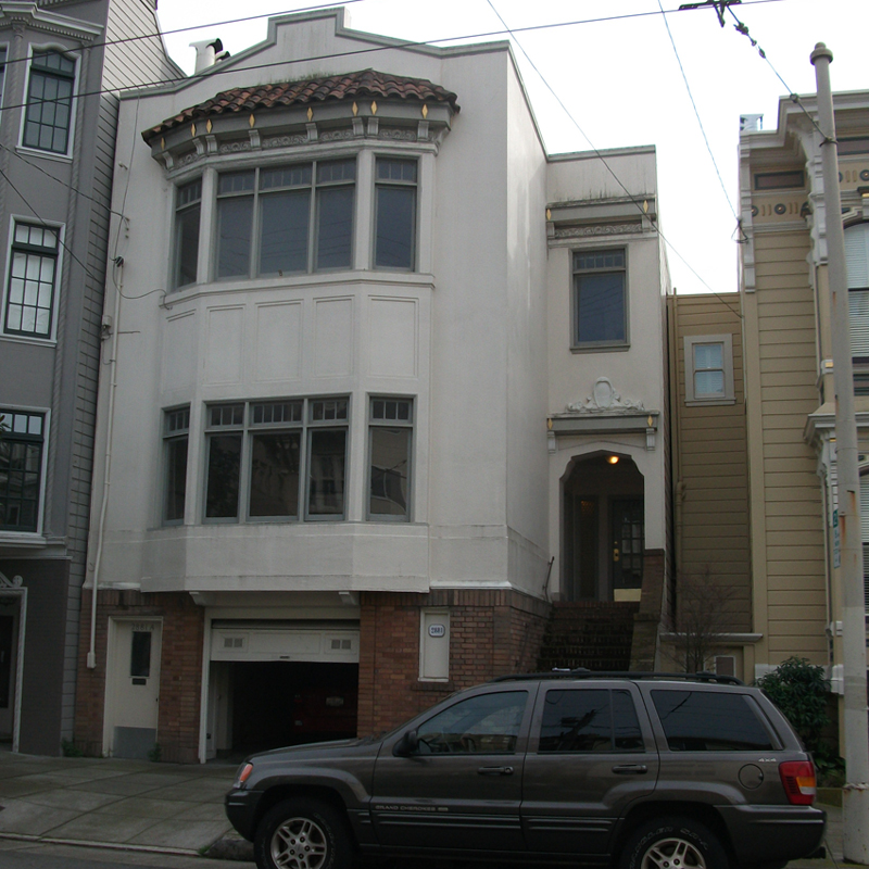 Before-jackson st 2881 sf